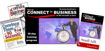Books and Training Programs 30-DAY ACCELERATED TRAINING PROGRAM by Nicholas Boothman