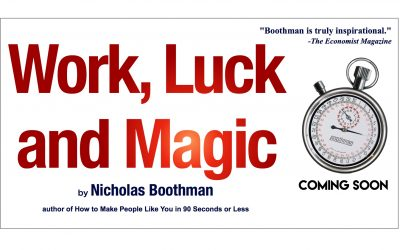 Work, Luck and Magic
